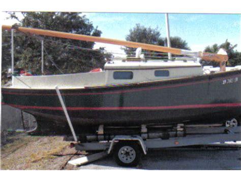 1968 Cape Cod Cat Boat  Most Sailboats 1968 Cape Cod Cat
