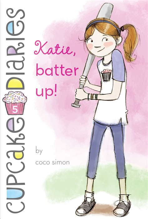 Katie Batter Up Ebook By Coco Simon Official Publisher