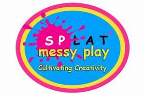 Messy Play Parties - Splat Messy Play