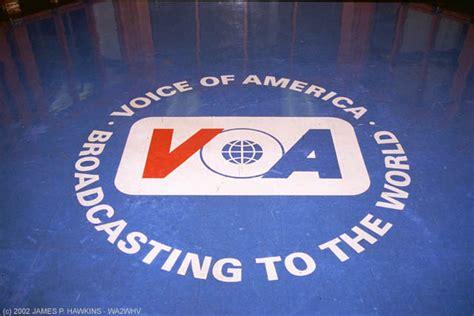 Voice Of America by Jim Hawkins Voa Washington D C Tour
