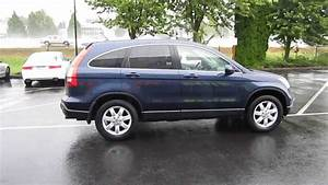 2007 Honda Cr-v  Royal Blue Pearl - Stock  731094