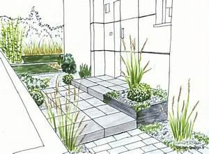 Croquis de jardin en ligne pour petit jardin terrasse for Dessin de maison en 3d 4 croquis de jardin en ligne pour petit jardin terrasse