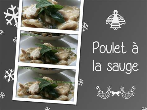 poulet 224 la sauge tous en cuisine avec nadine