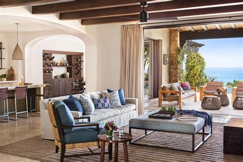home interior decorator decordemon a beachfront mediterranean style villa in cabo