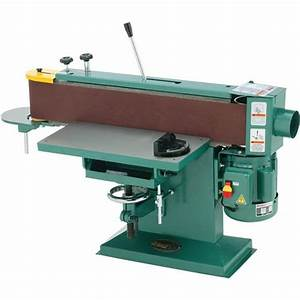 Sander Table Und Home : 6 x 80 benchtop edge sander grizzly industrial ~ Sanjose-hotels-ca.com Haus und Dekorationen