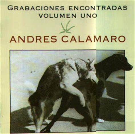 Andres Calamaro Discogrfia Completa E Historia ) Taringa