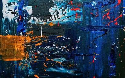 Abstract Paint Canvas 4k Texture Desktop Grunge