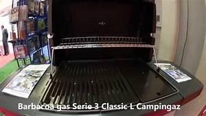 Campingaz Series 3 : barbacoa gas serie 3 classic l campingaz ferreter a online palacios youtube ~ Yasmunasinghe.com Haus und Dekorationen