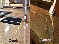 quartz vs granite countertops Quartz vs Granite Countertops Design Informations