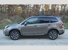 Review 2017 Subaru Forester Tries to Stay Ahead of the