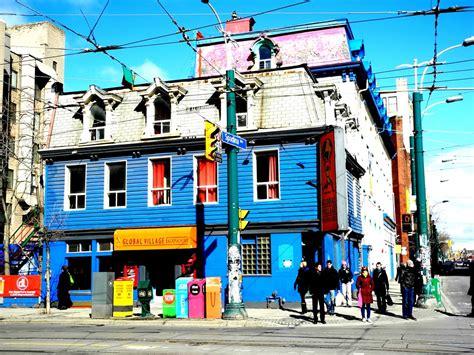 King And Spadina Toronto Historic Toronto