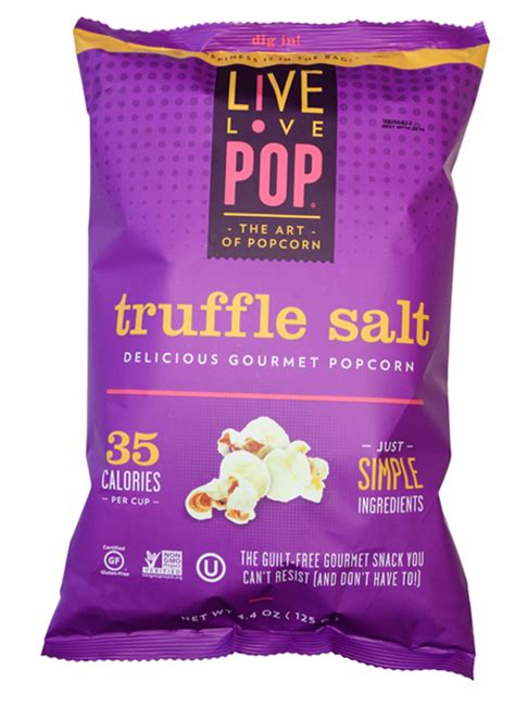 Live Love Pop - The Guilt Free Gourmet Snack - In Popcorn ...