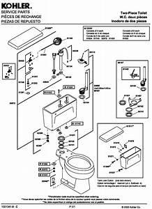 Fluidmaster Parts Diagram