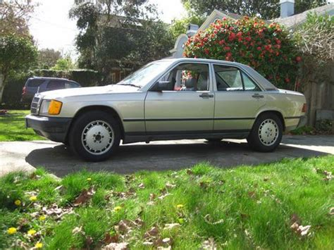 auto repair manual online 1985 mercedes benz w201 lane departure warning buy used mercedes 190e 2 3 1985 5 speed manual in palo alto california united states for us