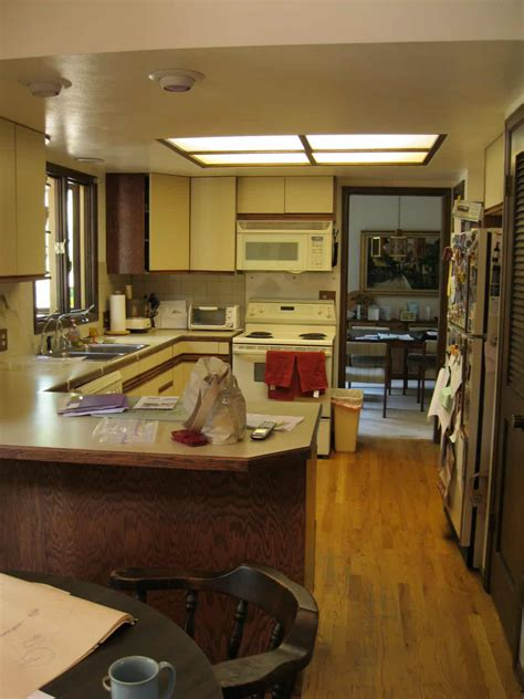 Before And After South Boulder Kitchen  Melton Design Build