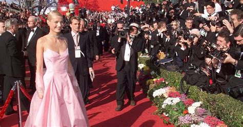 Oscars Flashback See What The Red Carpet Looked Like