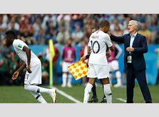 France vs Croatia presents a scrumptious tactical World