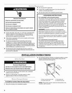 Page 6 Of Inglis Home Appliances Washer Washer User Guide