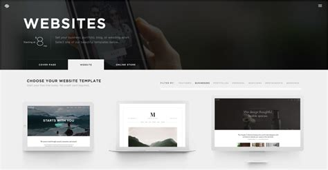 squarespace templates how to build a small business website using squarespace practical ecommerce