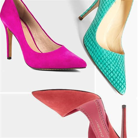 colored pumps 10 best bright colored pumps rank style