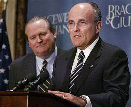 Rudy's Dirty Money - The Investigative Fund