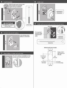 Schlage Keypad Locks User Guide