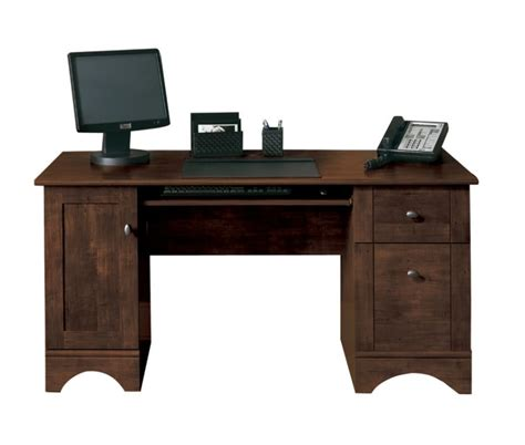 40 inch computer desk solid wood computer desk with several drawers an option
