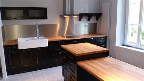 meuble cuisine blanc laqué superbe meuble de cuisine blanc laque 11 cuisine type