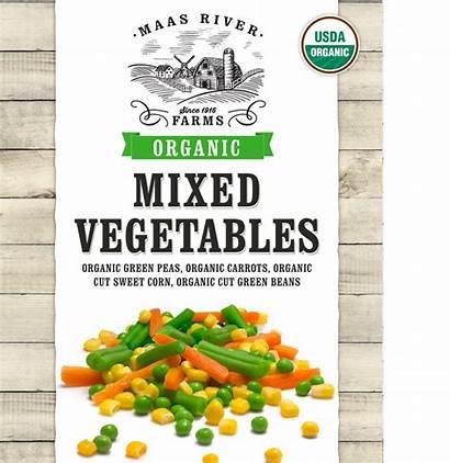 Mixed Vegetables Veggies