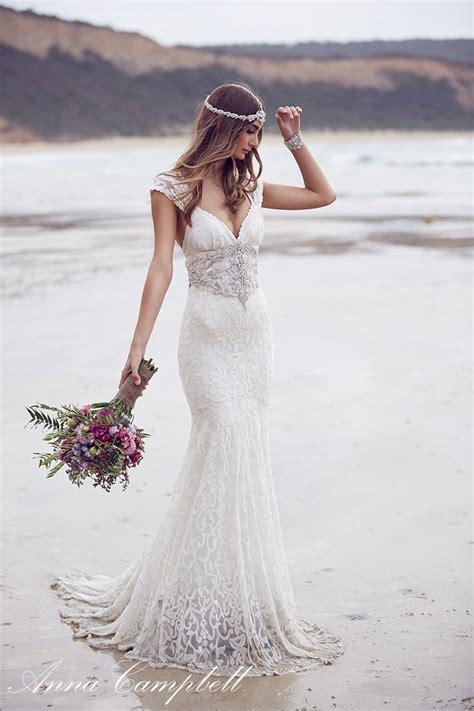 Bohemian Style Wedding Dresses For Western Brides