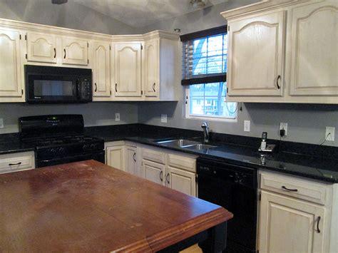 refinishing white kitchen cabinets before after macdonald studio 4679