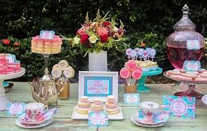 Tea party ideas for kids and adults – themes, decoration ...
