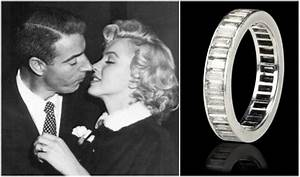 the most notable engagement rings in history king jewelers With marilyn monroe wedding ring