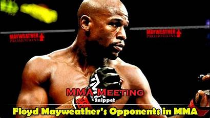Mayweather Mma Opponents
