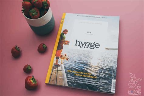 Happy Birthday Hinter Den Kulissen Beim Hygge Magazin