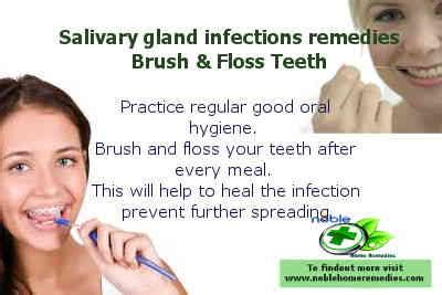 Salivary Gland Infection Remedies