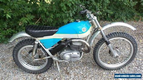 1972 Bultaco Bultaco Alpina 250 350 For Sale In Canada