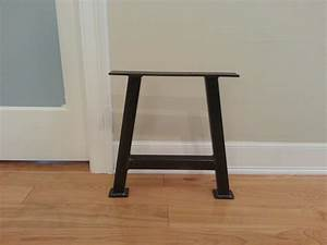Hairpin legs lowes diy coffee table legs display product for Metal furniture legs home depot