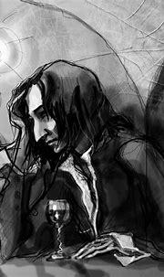 Harry potter artwork, Severus snape fanart, Snape harry potter