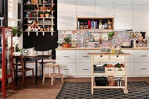 Bohemian Style Kitchen is a Kind of Artistic Decor