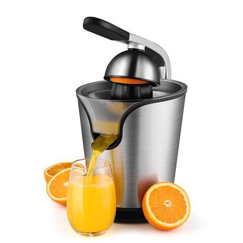 juicer juice orange machine citrus squeezer electric hand maker press extractor handle pulp control stainless steel walmart electrico exprimidor watt