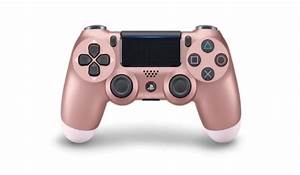 New DualShock 4 Controller Colors and New Rose Gold ...