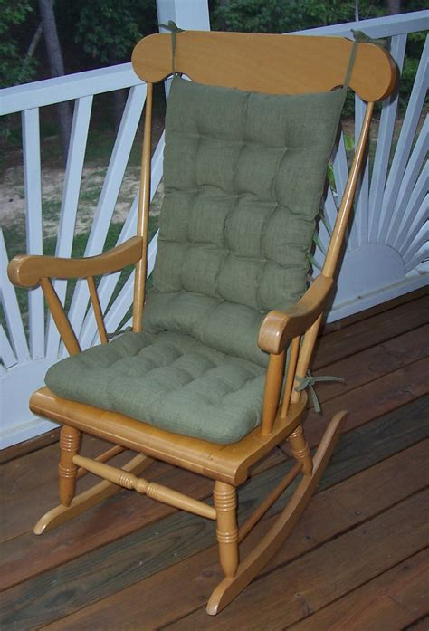 Indoor Rocking Chair Replacement Cushions by Rocking Chair Cushion Sets And More Clearance