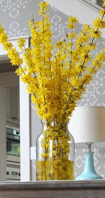 forsythia flower arrangements how to wow 9 diy simply chic floral arrangements floral arrangements spring and spring