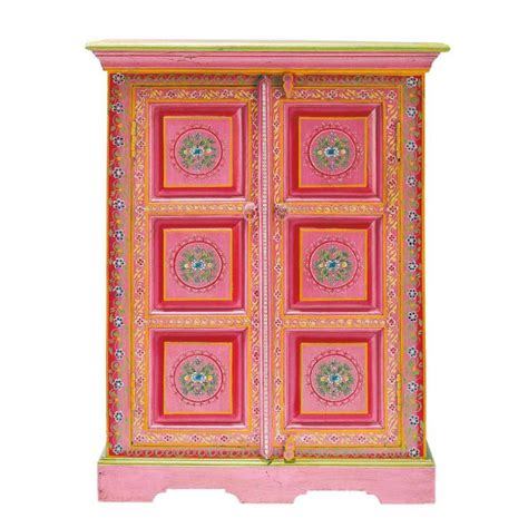 meuble indien maison du monde fashion designs cabinet de rangement en manguier massif multicolore l 72