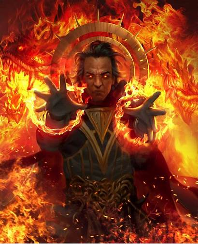 Wizard Fantasy Hex Rpg Firesoul Guide Dnd