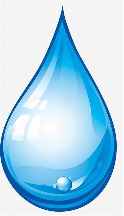 Water Drop Droplets Transparent Clipart Clip Background