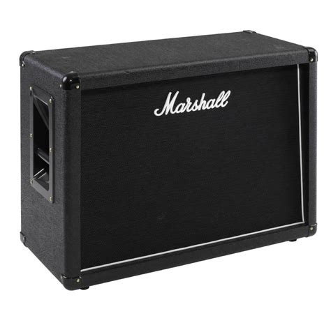 2x12 guitar cabinet marshall mx212 guitar speaker cabinet 160 watts 2x12 quot