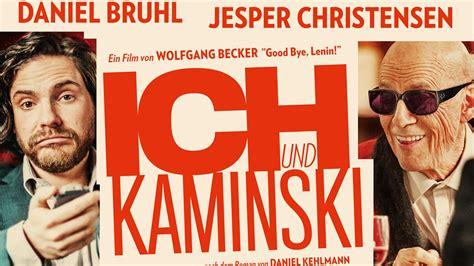 kaminski und ich ich und kaminski trailer mit untertitel