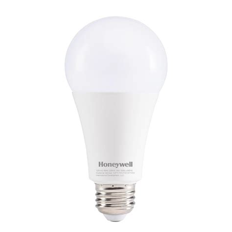 honeywell 100w equivalent daylight white a21 led light